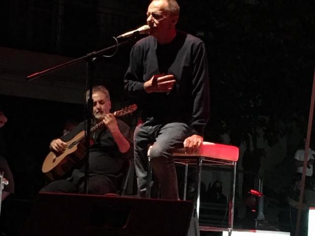 Roberto Vecchioni 23 agosto 2020
